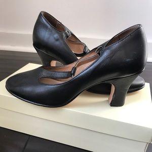 Bloch T-strap heels size 7.5